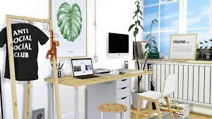wall mounted floating desk uk mxims o ikea alex linnmon desk o ikea marius stool o