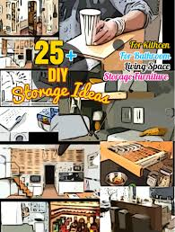 diy storage ideas for small apartment
