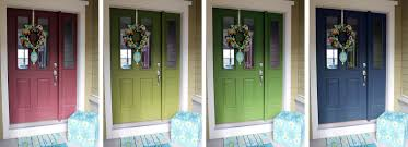 front door colorWorth Pinning Changing the Color of the Front Door