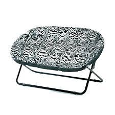 double papasan chair black double cushion