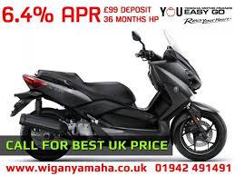 yamaha x max 125 yp125r call for best uk 99 deposit 6 4 apr finance
