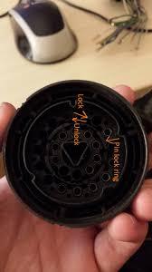x20 pin lock rink