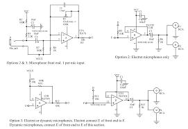 wrg 7159 karaoke machine wiring diagram karaoke circuit page1 karaoke circuit page2