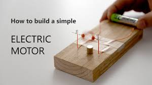 simple electric motor design. How To Build A Simple Electric Motor Design