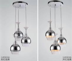 beautiful 3 lamp ceiling light new chandeliers wine glass pendant light hanging lighting ceiling