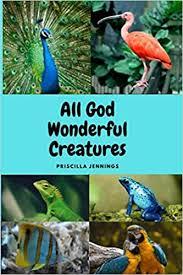 ALL GOD WONDERFUL CREATURES: Jennings, Priscilla: 9798665627595:  Amazon.com: Books