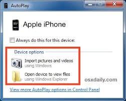 Transfer s from iPhone to puter