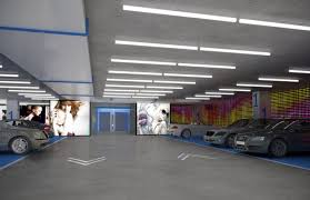 mall garages interiors - Google Search  Car ParksParking DesignOffice ...