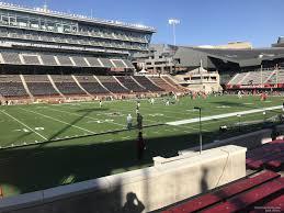 Nippert Stadium Section 110 Cincinnati Football