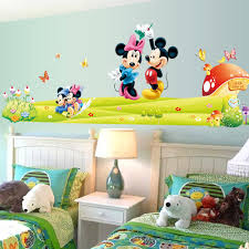 Mickey And Minnie Mouse Bedroom Showing Post Media For Minnie Mouse Studying Cartoon Www