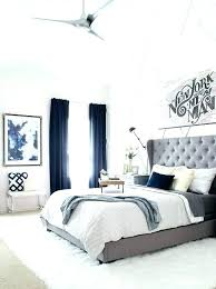 Navy blue bedroom colors Gatsby Blue Navy Blue Wall Decor Modern Blue Bedroom Grey And Blue Bedroom Decor Modern Glam Bedroom Blue Navy Blue Wall Tucervezaco Navy Blue Wall Decor Blue And Gray Decor Gray Bedroom Wall Decor