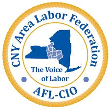 central new york area labor federation afl cio