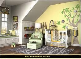 owl theme bedroom decorating ideas - Owl room decorations - owl themed baby  nursery - Owls
