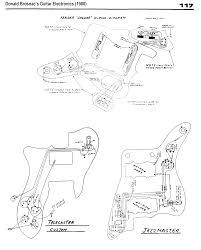 Fender jaguar bass wiring diagram