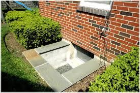 brick basement window wells. Plain Basement In Brick Basement Window Wells