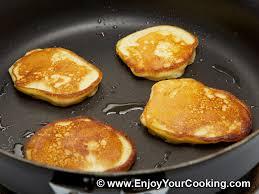 Grandma Emma's Pancakes