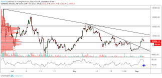 Btc Volume Chart Btc Usd Technical Analysis Bitcoin Is Looking For Support