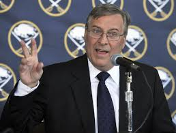 sabres owner pegula shows familiar impatience in hasty sabres owner pegula shows familiar impatience in hasty housecleaning