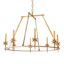 this paul ferrante starlight chandelier s scale and simplicity is ideal for the breakfast room paulferrante com