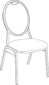 chair clipart. chair bw clip art clipart