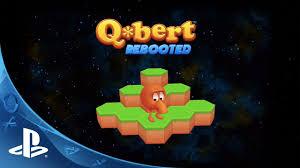 Q*Bert: Rebooted Trailer   PS4, PS3, PS Vita - YouTube