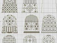 Cross stitch, embroidery: лучшие изображения (1435) в 2019 г ...