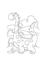 Disegni Da Colorare Dei Dinosauri Per Bambini Blogmammait