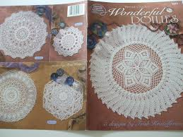 Thread Crochet Patterns Delectable Doilies Thread Crochet Patterns American School Annie's Attic House