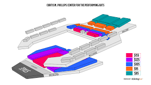 Phillips Center Gainesville Seating Chart Gainesville Curtis M Phillips Center For The Performing