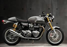 triumph thruxton 1200 rs to be unveiled