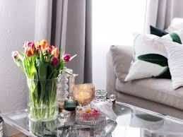 Glastisch Bilder Ideen Couch