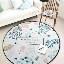 area rugs for living room carpet round plant printed area rug for living room yoga mat