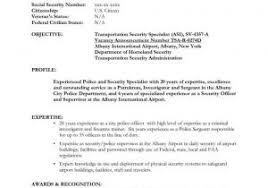 Cyber Security Specialist Job Description And Entry Level Resume