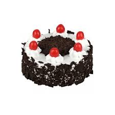 Black Forest Cake Half Kg Orderyourchoice