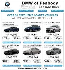 New Car Specials from Boston of Peabody   Boston.com