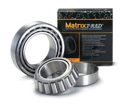 tapered roller bearing application. matrix t-rad™ tapered roller bearing application