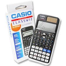 casio scientific calculator fx 991ex classwiz original