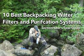 10 Best Backpacking <b>Water Filters</b> of 2020 - Section Hikers ...