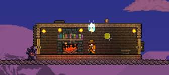 Quick and Easy Fireplaces in your Console World | Terraria ...