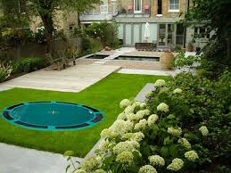 Small Picture garden design zones circles play sunken trampoline Google Search