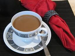 White coffee and black coffee both use generally the same type of coffee beans—robusta or arabica. White Coffee Wikipedia
