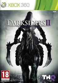 Darksiders II RGH Xbox 360 Español DLC Mega
