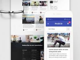 Free Psd Website Design Templates Page 2 Of 18 Freebiesbug