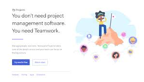 Teamwork Project Chart Teamwork Projects Features Pricing Alternatives And