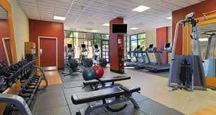 hilton new orleans airport hotel la fitness center