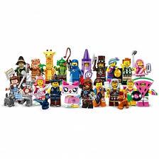 "<b>LEGO Minifigures Минифигурки</b> Лего ""Фильм 2"" 71023"
