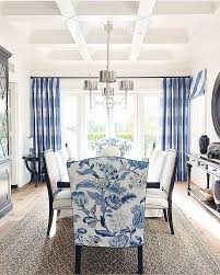 blue dining room furniture. sneak peek at one of our newest projects a traditional remodel so excited to find client who loves blue and white as much we do dining room furniture l