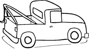 pickup truck coloring pages. Unique Pickup Pickup Truck Coloring Page In Coloring Pages O