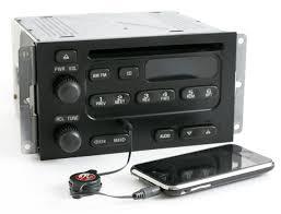 Chevy Tracker Metro 2001-2004 Radio AM FM CD Player w Aux 3.5mm ...