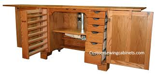 Sewing Furniture and Sewing Cabinets custom made & Classic Stitcher. Quilting & Embroidery. sewing cabinet Adamdwight.com